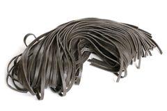 Ζυμαρικά μελανιού καλαμαριών στοκ φωτογραφία με δικαίωμα ελεύθερης χρήσης