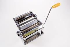 ζυμαρικά μηχανών Στοκ Φωτογραφία