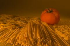 ζυμαρικά Στοκ Φωτογραφίες
