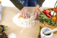 ζυμαρικά Στοκ εικόνα με δικαίωμα ελεύθερης χρήσης