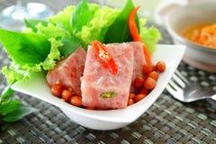 ζυμωνομμένο χοιρινό κρέας Στοκ Εικόνες
