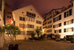 Ζυρίχη, Ελβετία Στοκ φωτογραφίες με δικαίωμα ελεύθερης χρήσης