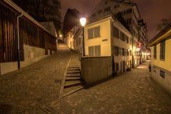 Ζυρίχη, Ελβετία Στοκ Φωτογραφία