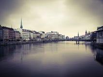 Ζυρίχη Στοκ φωτογραφία με δικαίωμα ελεύθερης χρήσης