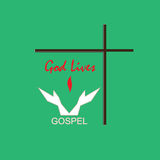 Ζωές Θεών λογότυπων Στοκ εικόνες με δικαίωμα ελεύθερης χρήσης
