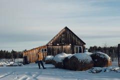 Ζωή αγροτών Στοκ φωτογραφίες με δικαίωμα ελεύθερης χρήσης