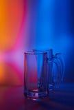 1 ζωή ακόμα Wineglass γυαλιού της μπύρας Στοκ Εικόνα