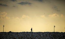 Ζωή απόστασης Στοκ φωτογραφία με δικαίωμα ελεύθερης χρήσης