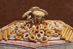 Ζωή αρτοποιείων ακόμα Στοκ φωτογραφία με δικαίωμα ελεύθερης χρήσης