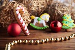 Ζωή διάθεσης Χριστουγέννων ακόμα Στοκ Εικόνες