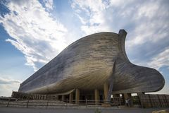 Ζωή - κιβωτός Noahs μεγέθους Στοκ εικόνες με δικαίωμα ελεύθερης χρήσης
