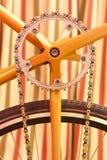 ζωή ποδηλάτων αναδρομική &alpha Στοκ εικόνες με δικαίωμα ελεύθερης χρήσης