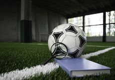 Ζωή ποδοσφαίρου Στοκ Εικόνα