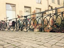 Ζωή ποδηλάτου Στοκ Εικόνα