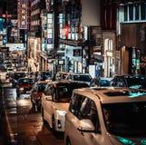 Ζωή στους δρόμους Χονγκ Κονγκ Στοκ φωτογραφίες με δικαίωμα ελεύθερης χρήσης