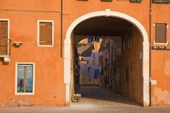 Ζωή της Βενετίας στοκ εικόνα με δικαίωμα ελεύθερης χρήσης