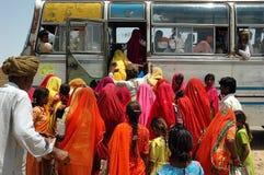 ζωή της Ινδίας αγροτική Στοκ εικόνα με δικαίωμα ελεύθερης χρήσης