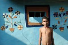 ζωή της Ινδίας φυλετική Στοκ Εικόνες