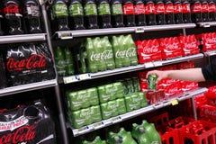 Ζωή της Coca-Cola στοκ φωτογραφίες