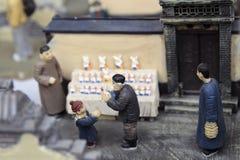ζωή του Πεκίνου παλαιά στοκ φωτογραφίες με δικαίωμα ελεύθερης χρήσης