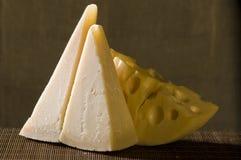 ζωή τυριών ακόμα Στοκ Εικόνα
