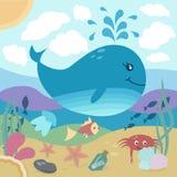 ζωή υποβρύχια απεικόνιση αποθεμάτων