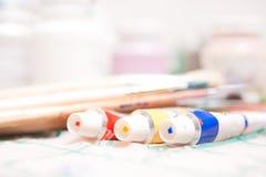 ζωή χρωμάτων Στοκ Εικόνες