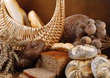 ζωή ψωμιού ακόμα Στοκ Εικόνα