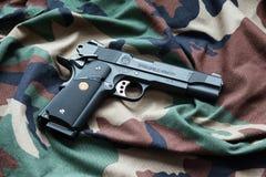 Ζωή όπλων ακόμα στοκ εικόνα με δικαίωμα ελεύθερης χρήσης