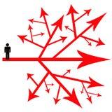 ζωή s επιλογών ελεύθερη απεικόνιση δικαιώματος
