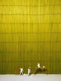 ζωγράφοι Στοκ εικόνες με δικαίωμα ελεύθερης χρήσης