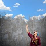 Ζωγράφος ατόμων Στοκ εικόνα με δικαίωμα ελεύθερης χρήσης