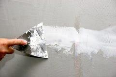 ζωγράφος σπιτιών Στοκ Φωτογραφία