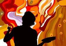 ζωγράφος διανυσματική απεικόνιση