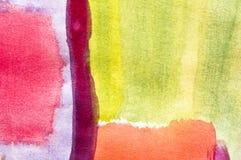 Ζωγραφική άνοιξης Στοκ εικόνες με δικαίωμα ελεύθερης χρήσης