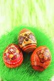 ζωγραφική αυγών Στοκ Φωτογραφία