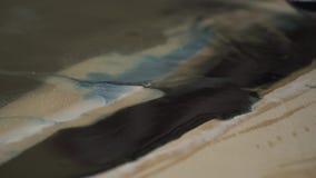 Ζωγραφική εποξικής ρητίνης φιλμ μικρού μήκους