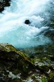 Ζωγραφική ποταμών Στοκ εικόνα με δικαίωμα ελεύθερης χρήσης