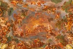 Ζωγραφική σε Galleria Borghese Ρώμη Στοκ Φωτογραφίες