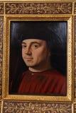 Ζωγραφική σε Galleria Borghese Ρώμη Στοκ Εικόνες
