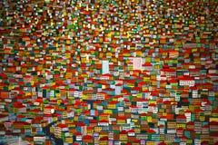 Ζωγραφική σπιτιών Στοκ Εικόνες