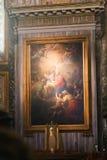 Ζωγραφική της βασιλικής του ST Petero, Βατικανό Στοκ Φωτογραφία