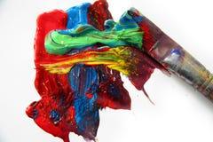 ζωγραφική Στοκ εικόνα με δικαίωμα ελεύθερης χρήσης