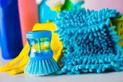 Ζωηρά χρώματα στην έννοια πλύσης Στοκ φωτογραφία με δικαίωμα ελεύθερης χρήσης