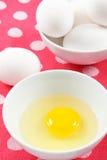 ζωηρόχρωμα αυγά ανασκόπησ&et Στοκ Εικόνες