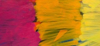 Ζωηρόχρωμα γκράφιτι που χρωματίζουν στον τοίχο, υπόβαθρο εμβλημάτων τέχνης οδών Στοκ φωτογραφία με δικαίωμα ελεύθερης χρήσης