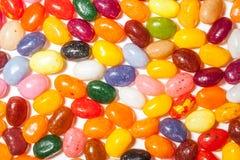 Ζωηρόχρωμα γλυκά Στοκ Φωτογραφίες