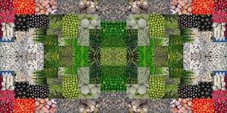 ζωηρόχρωμα διαφορετικά λαχανικά Στοκ φωτογραφία με δικαίωμα ελεύθερης χρήσης