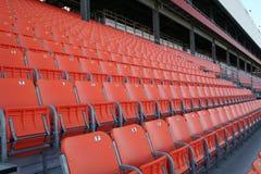 ζωηρόχρωμα καθίσματα Στοκ εικόνα με δικαίωμα ελεύθερης χρήσης
