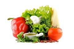 ζωηρόχρωμα λαχανικά μιγμάτων Στοκ Εικόνα